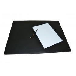 Vade de Piel Color Negro - Material de Oficina en Piel