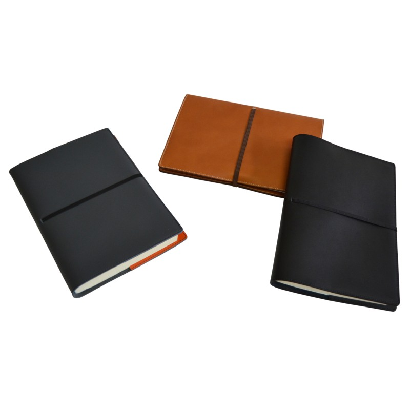 Black Leather Book Cover : Black leather book cover real studio