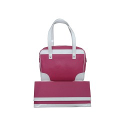 Pink Luxury Leather Handbags