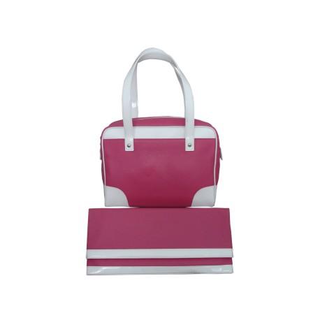 Pink Luxury Leather Handbags