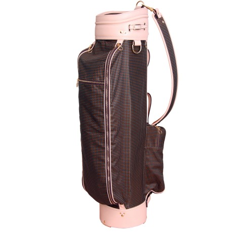 Saddle Leather Golf Bags