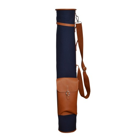 Blue Sunday Leather Golf Bag