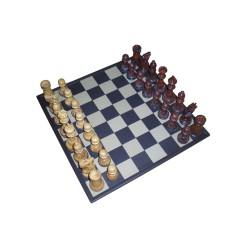 Leather Chess