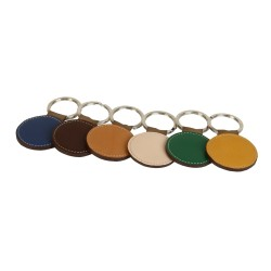 Luxury Leather Keyrings