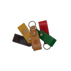 Luxury Leather Key Rings