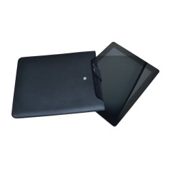 Black Leather Ipad Air Case