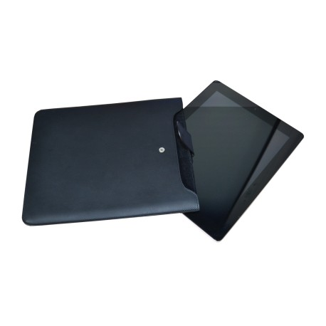 Black Leather Ipad Air Case