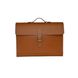 Tan Leather Briefcases