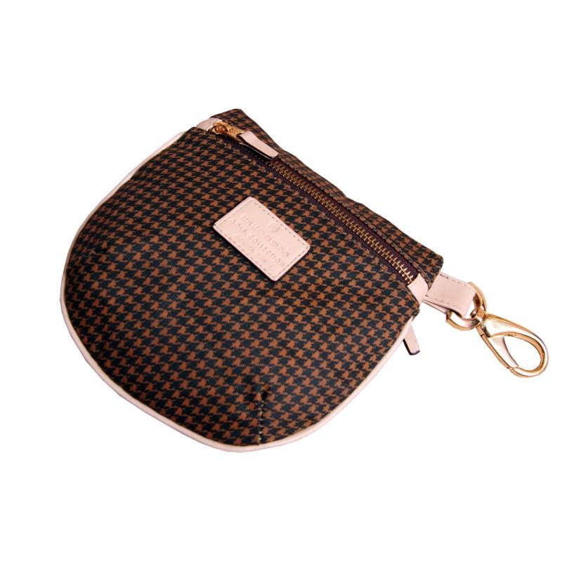 Leather Golf Tee Bag
