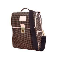 Luxury Multifunction Leather Bag