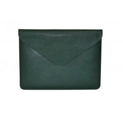 Funda MacBook Piel Verde