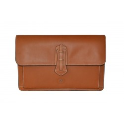 Tan Leather Tablet Case